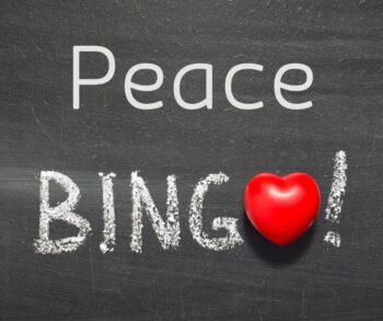 Peace Bingo