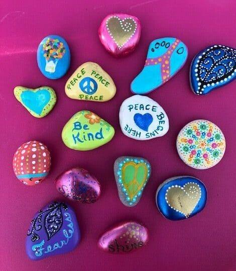 Peace Pebbles